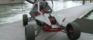 The Dune Buggy That Can Fly!