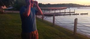Colorblind Guy Tries On Enchroma Color For The Colorblind Glasses At Sunset
