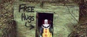 Good Morning; Free Hugs!
