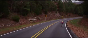 Longboarder Hits Deer In Ozarks At High Rate Of Speed!