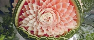 Crazy & Fruity: Japanese Watermelon Carving Video is Nutso