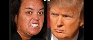 Montage of Insults By Donald Trump to Rosie O'Donnell