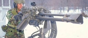 (WATCH) CRAZY GATLING GUN FIRES 2000 ROUNDS IN 60 SECONDS!