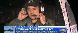 News Helicopter Captures Dramatic Play by Play of San Bernardino Shooting