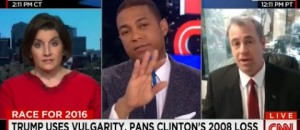 CNN Anchor Ends Interview Over Guest's Comments About Bill Clinton And Monica Lewinsky