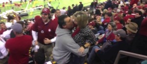 Mom 'Comes In Like A Wrecking Ball' In Bleacher Fight [WATCH]