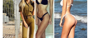 20 Israeli Army Girls That Could Kick Your Butt And Look Sexy Doing It