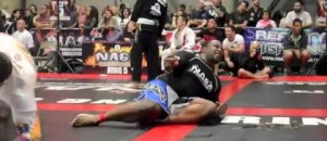 Guy Wins Grappling Match By Farting. Watch The Reaction Of His Poor, Disgusted Opponent!