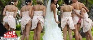 [WATCH] Pure Horror In Wedding Fails