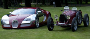 18 Amazing Vintage Cars then and now! I will take the vintage #4 and #5