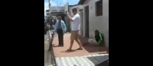[WATCH] Old Man Knocks Out Guy Like A Boss