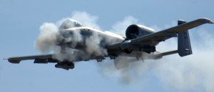 Awesome A-10 Thunderbolt II Brrrt Compilation!