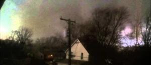 [VIDEO] Man Videos Tornado As Tragedy Strikes