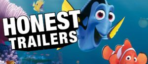 Everything you have ever thought about Finding Nemo!