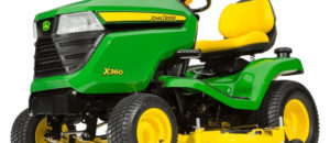 In John Deere Green? Rednecks steal lawn mower... but that's not the best part!