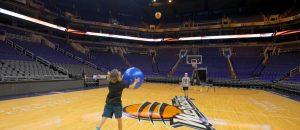 Arena Trick Shots