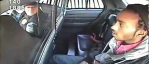 Criminal Pulls Gun In Back Seat of Police Car!!