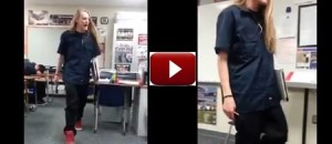 Watch Brave School Kid School His Lazy Teacher [VIDEO]: